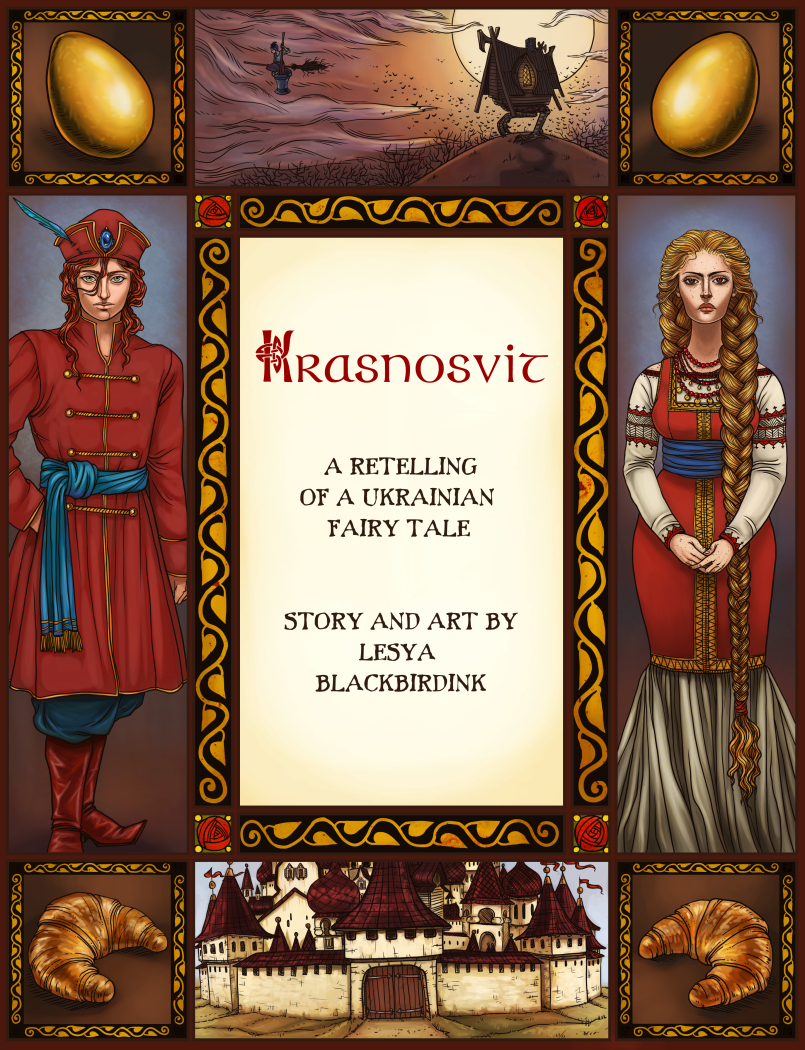 Krasnosvit -Cover Page